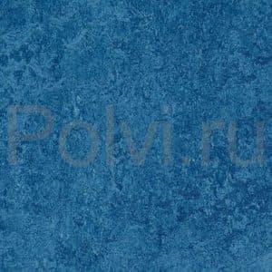 Линолеум натуральный Marmoleum Real 3030/303035 blue