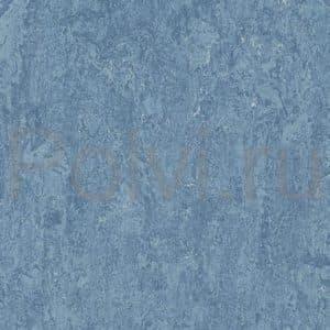 Линолеум натуральный Marmoleum Real 3055/305535/33055/73055 fresco blue